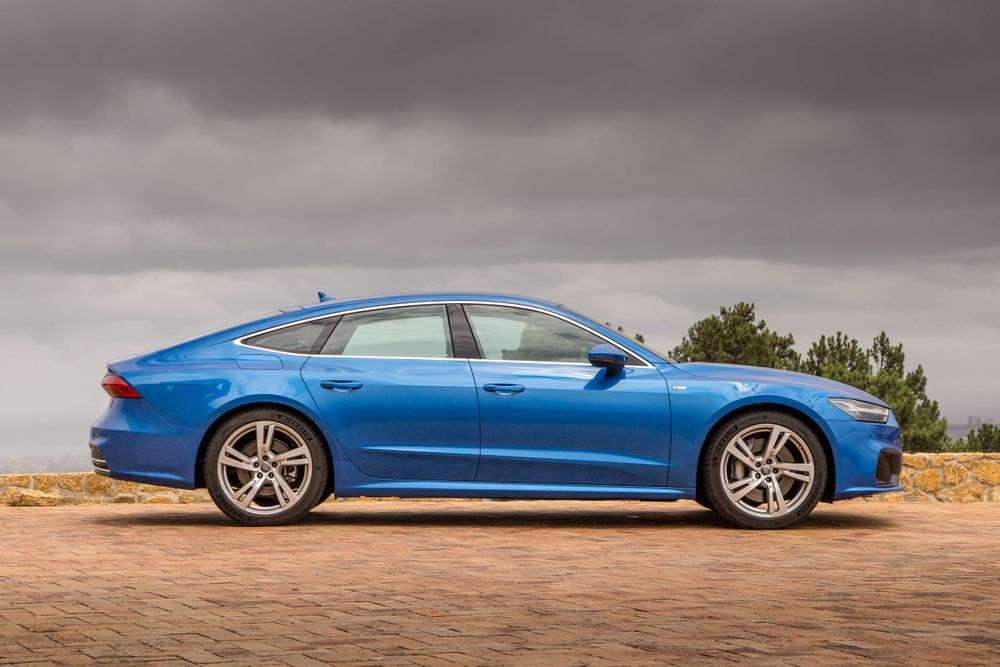 8 Things I Learned After Driving The New Audi A7 Sportback