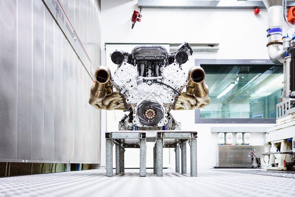 Unikátny motor Aston Valkyrie: 1 013 koní bez turba!
