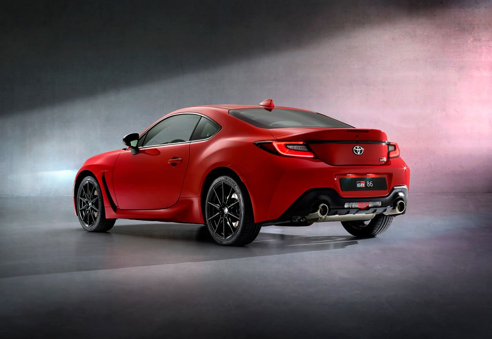 Toyota - The New Toyota GR86 Is Here With A 232bhp 2.4 Boxer Engine - News