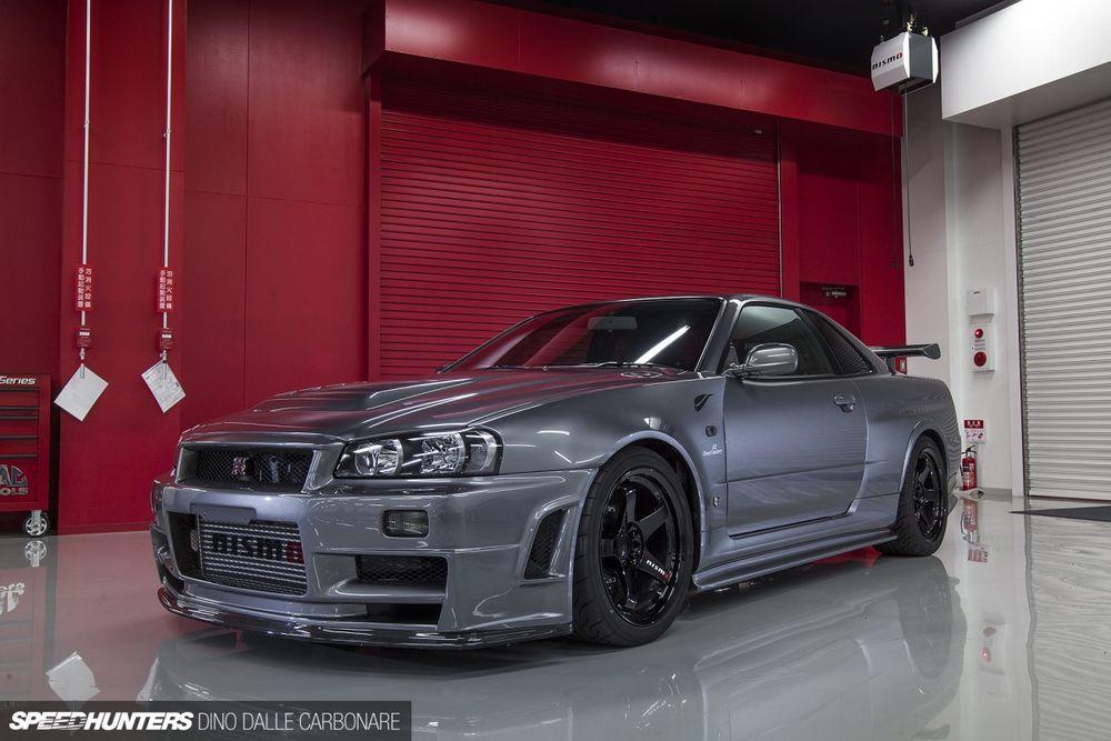 Nissan - Mijn favoriete auto's # 1: Nissan Skyline GT-R (R34) #blogpost - Blog