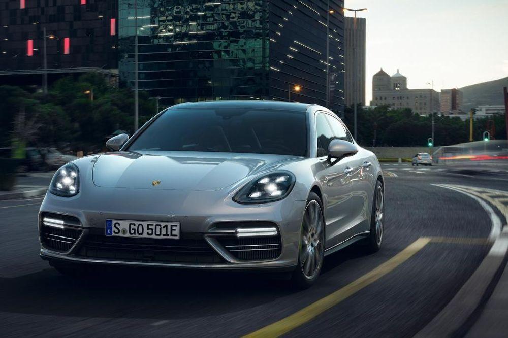 Porsche - Porsche Reveals The Most Powerful Panamera Ever - And It's A Hybrid - News