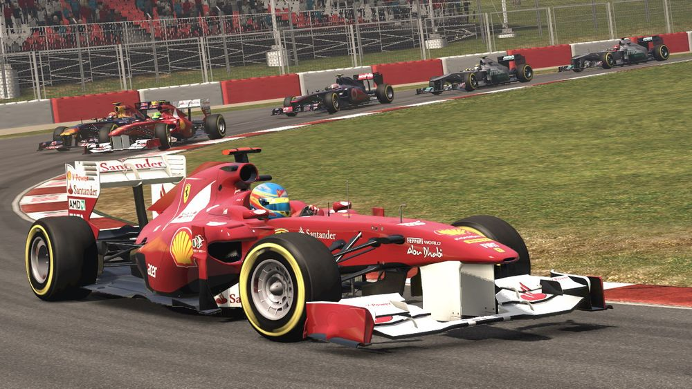 Ranking The Codemasters F1 Games From Best To Worst