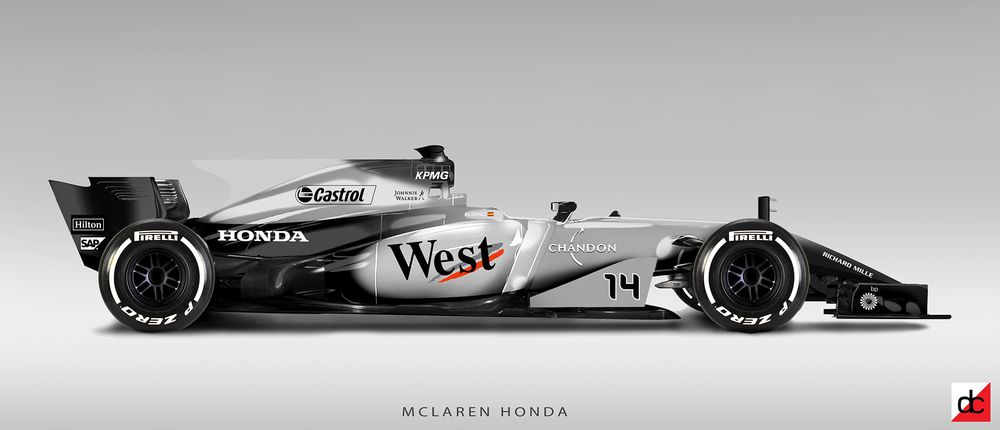 These Classic Tobacco Liveries On Modern F1 Cars Look