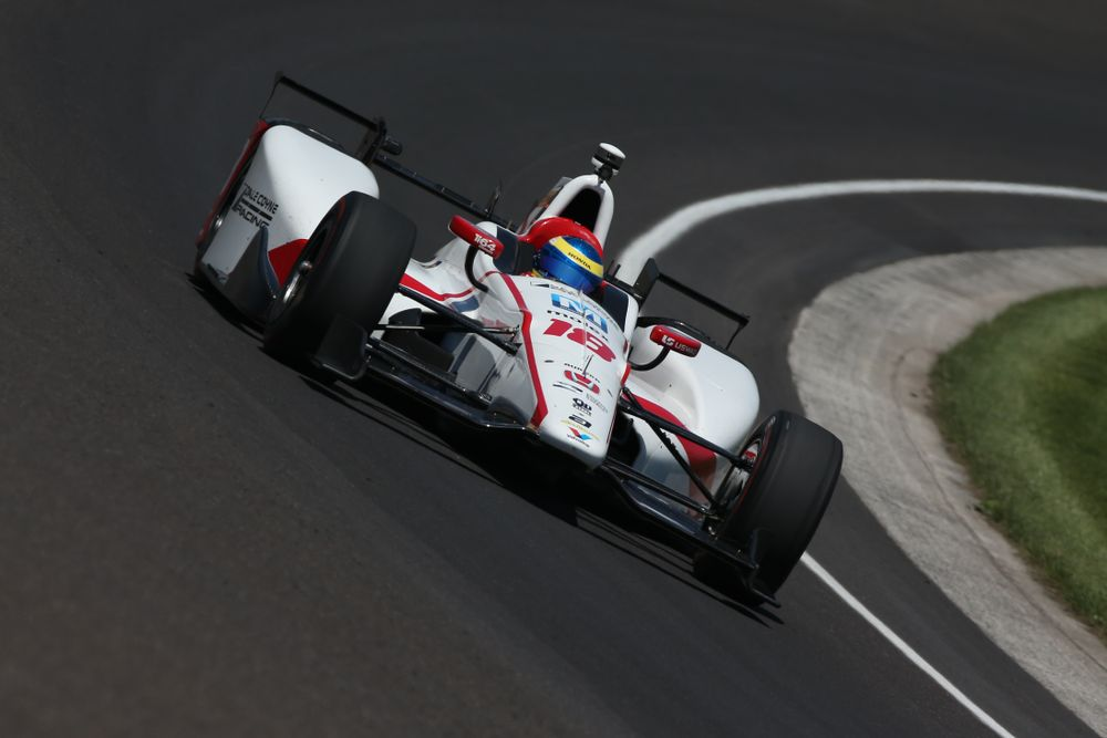 sebastien bourdais has driven an indycar for the first time since his indianapolis crash. Black Bedroom Furniture Sets. Home Design Ideas