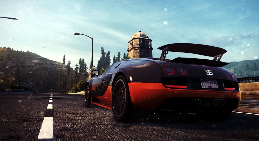 bugatti veyron super sport in need for speed most wanted. Black Bedroom Furniture Sets. Home Design Ideas