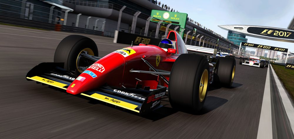 codemasters announces august release for f1 2018 game. Black Bedroom Furniture Sets. Home Design Ideas