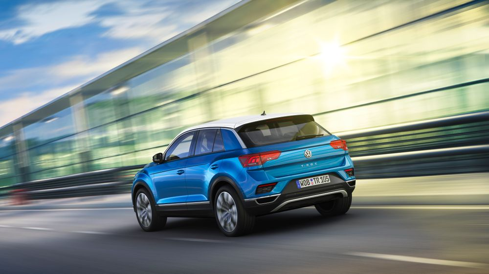 Nissan - The Dinky New Volkswagen T-Roc Is Here To Give The Nissan Juke A Kicking - News