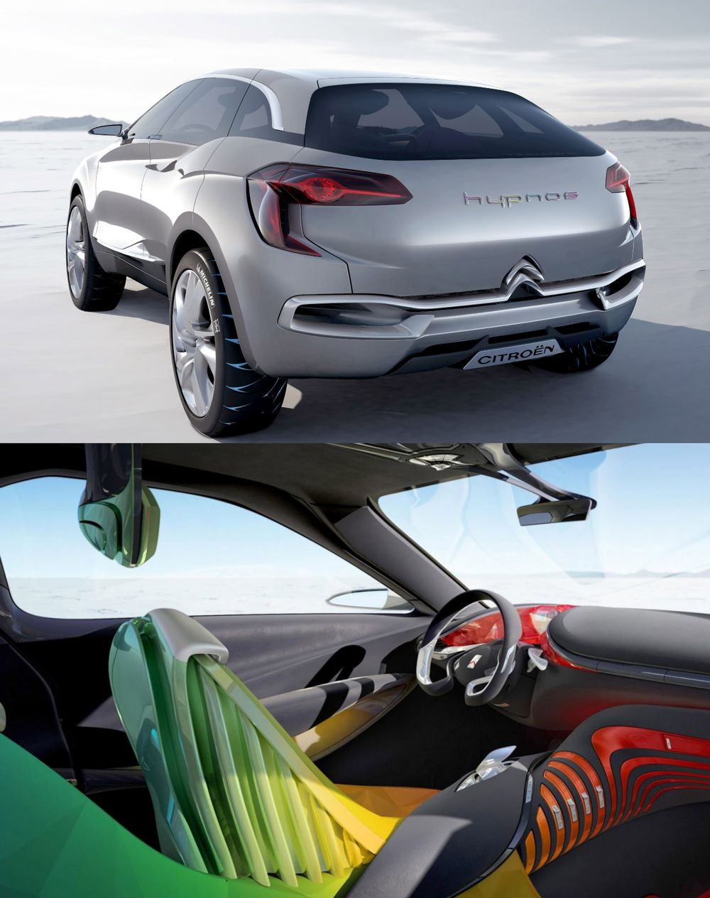 The 15 Weirdest Concept Car Interiors In Automotive History
