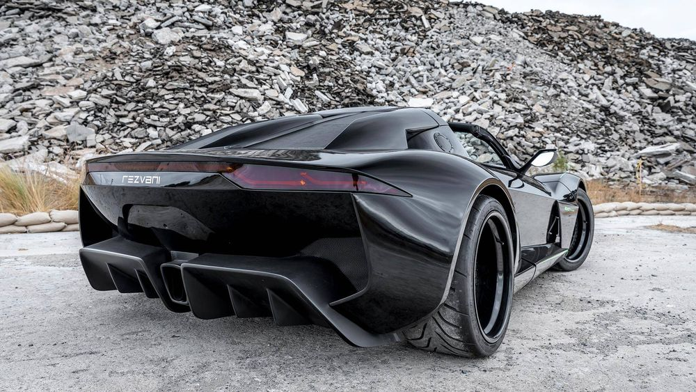 Lotus - The Rezvani Beast Alpha X Blackbird Is A Re-Born Lotus With 700bhp - News