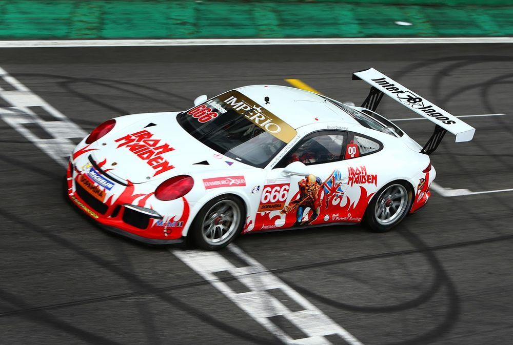 (c) Porsche 911 GT3 Cup