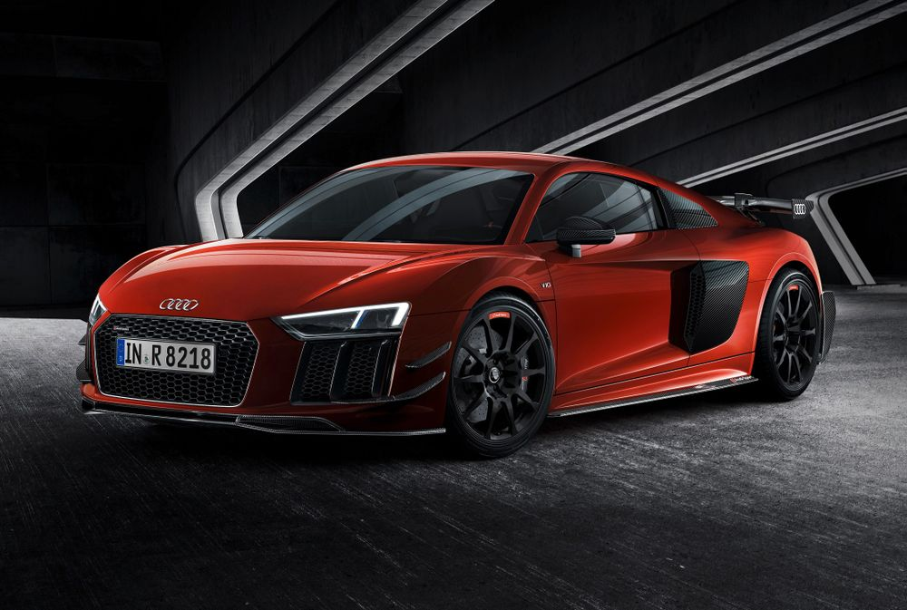 Audi Confirms An Ultra-Exclusive 'Performance Parts' R8 Supercar