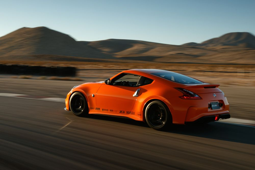 Nissan's New Twin-Turbo, 400bhp 370Z Is A Rolling Parts Catalogue - News