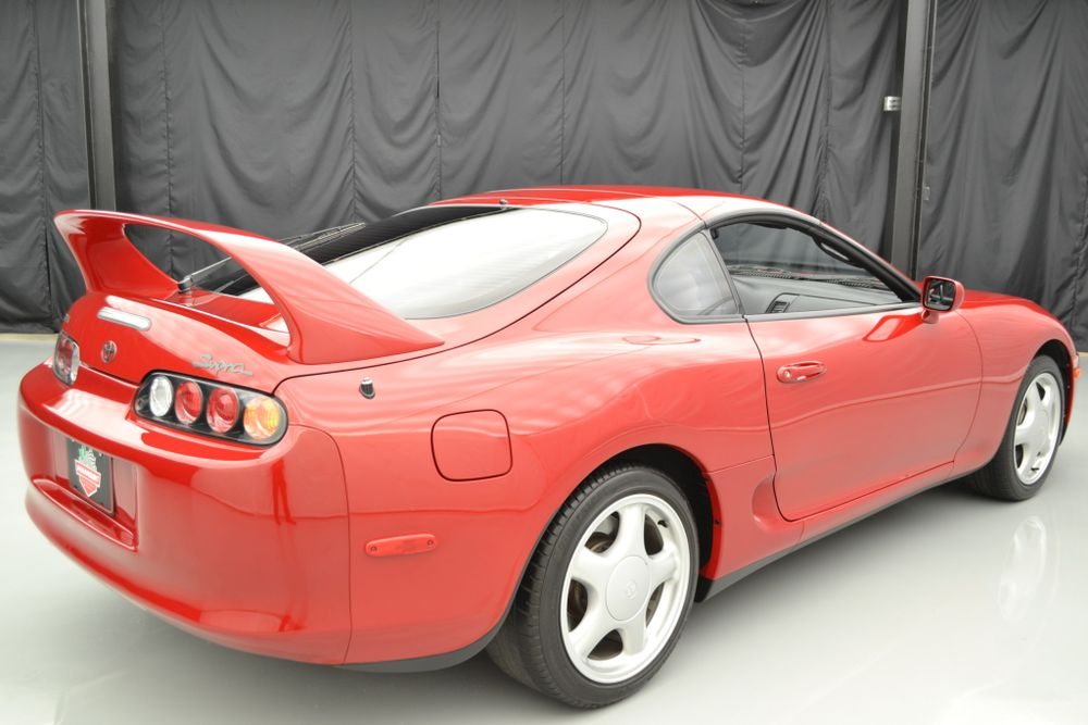 Toyota - A Toyota Supra Sold For $121,000 And The World's Gone Mad - Used Cars