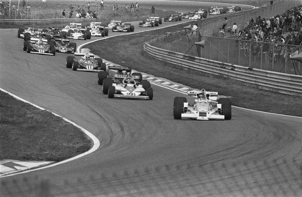 It's Official, The Dutch GP Is Returning To The Calendar Next Year