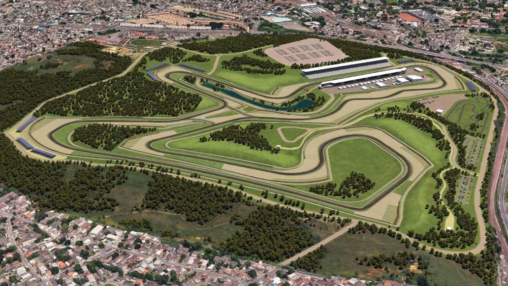 Apparently The Brazilian GP Is Going To Move To A New Track In Rio In 2020