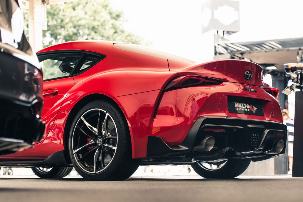 Toyota - This Aftermarket Exhaust For The A90 Toyota Supra Is A Huge Improvement - Tuning