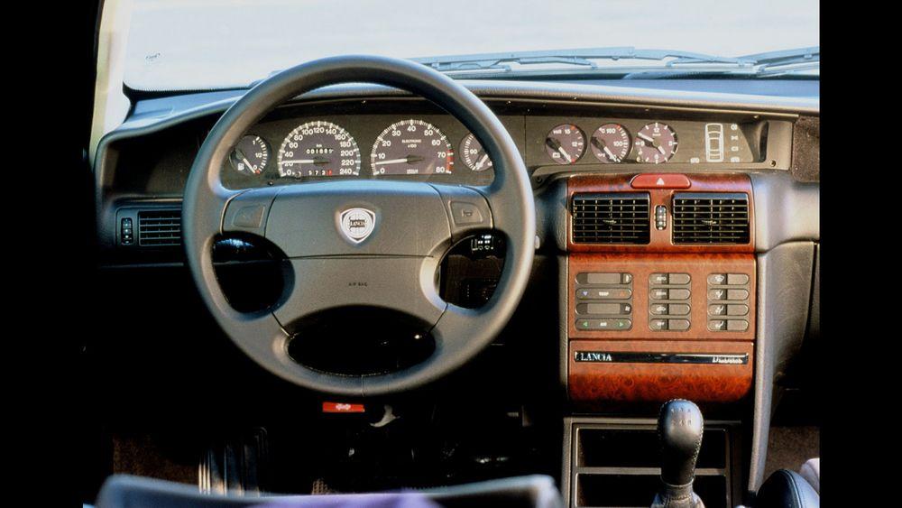 Lancia - The Lancia Dedra HF Integrale Is A Sports Saloon Failure That Time Forgot - Blog