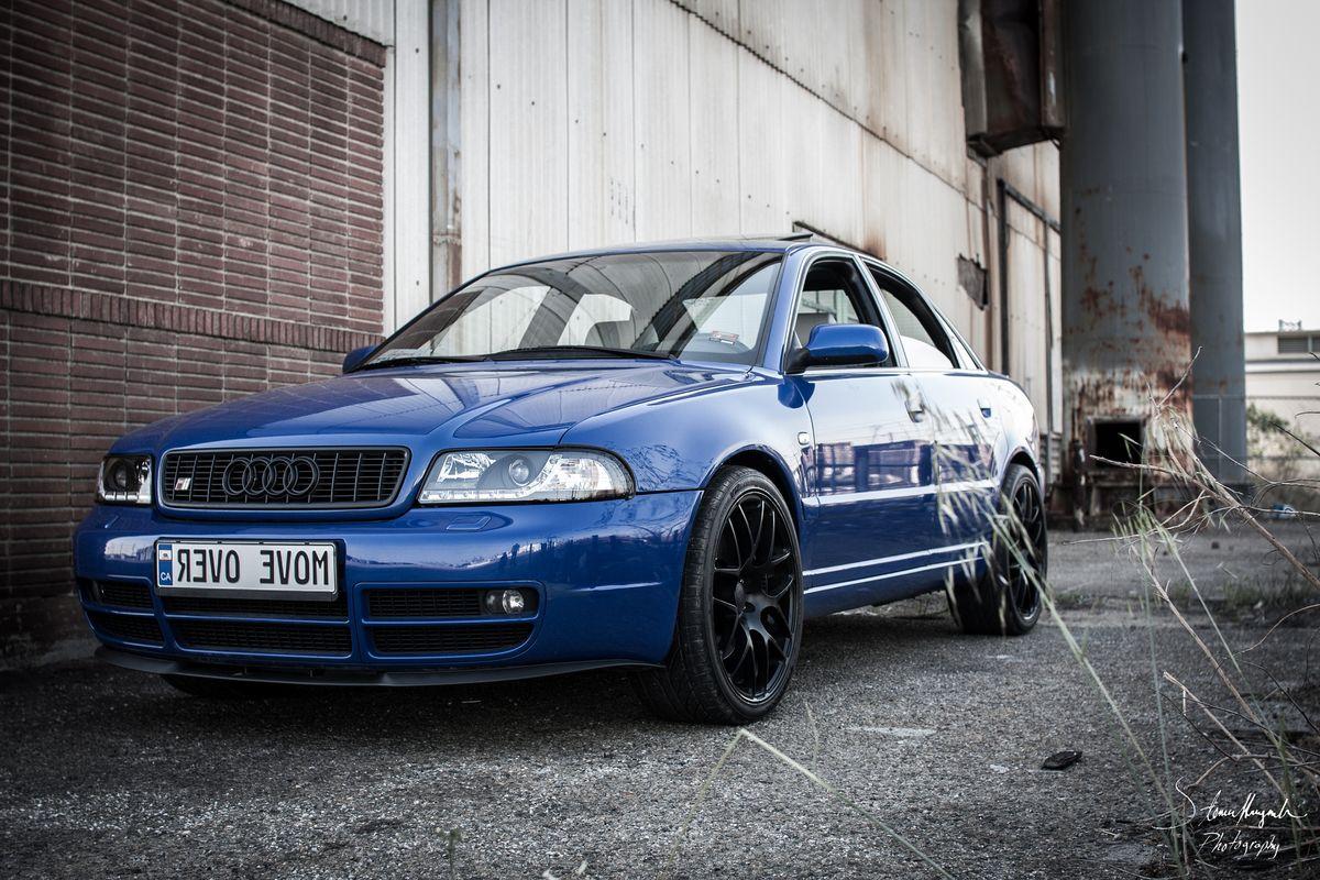 2000 audi b5 s4 bi turbo for Garage audi 91 viry chatillon