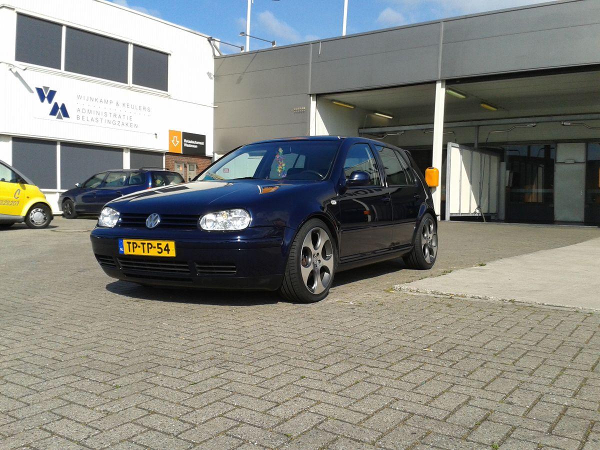 1998 vw golf mk4 gti 20v turbo for Garage volkswagen 95