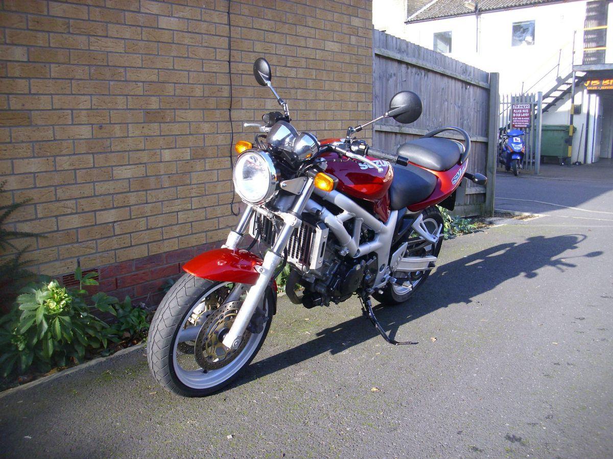 2005 SV650 Naked, Minneapolis MN *lower miles* - Suzuki