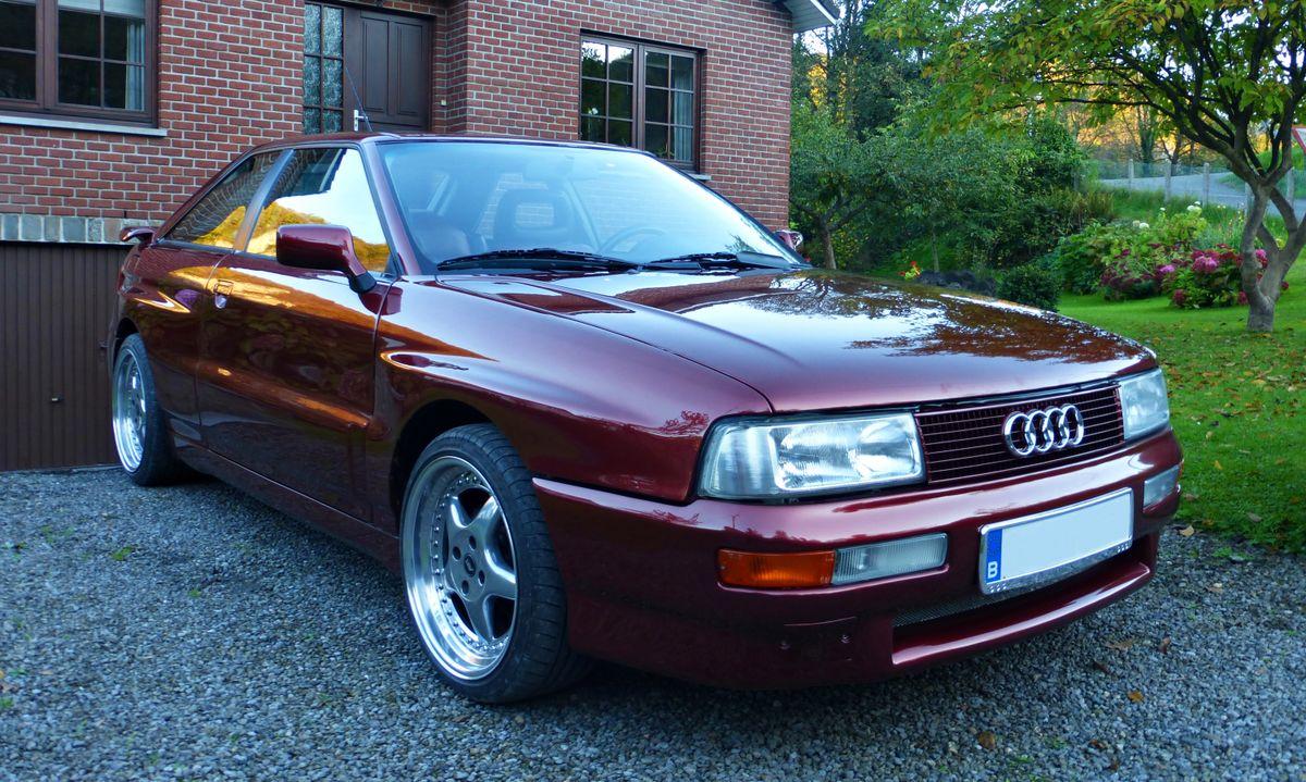 1989 Audi Coupe Quattro 2.3 20V (ABT)