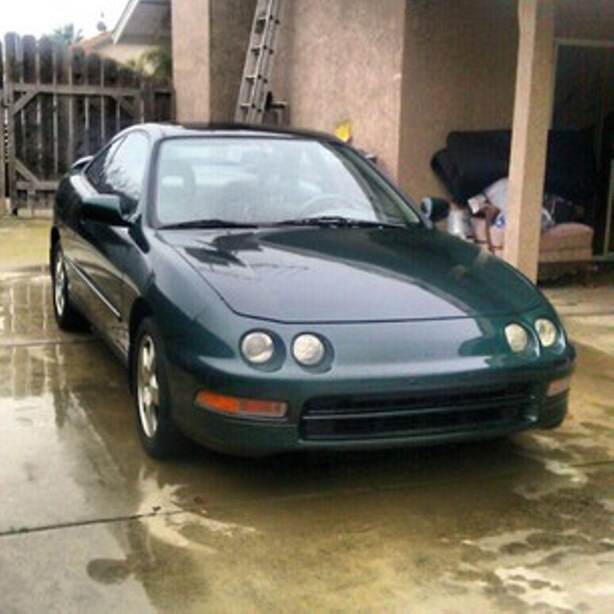 1995 Acura Integra LS (Sold Nov. 5 2015