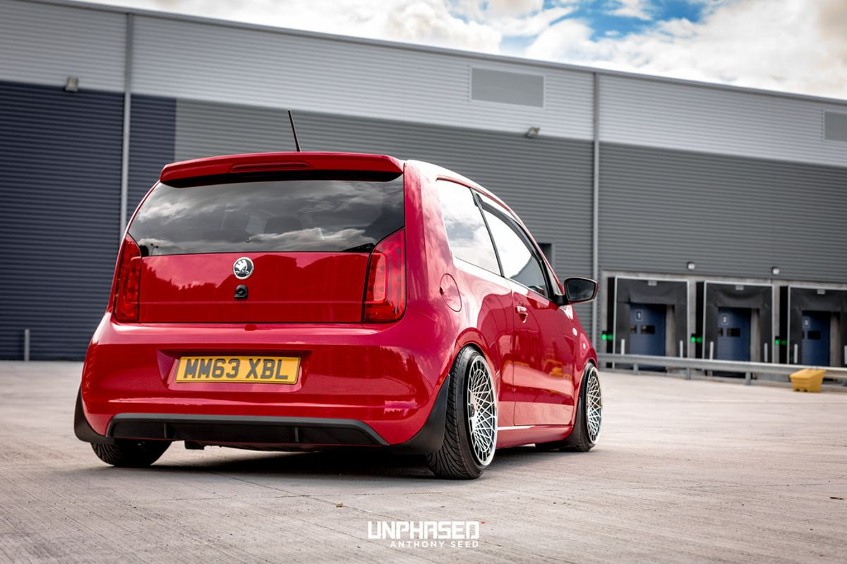 Vw Up Modified
