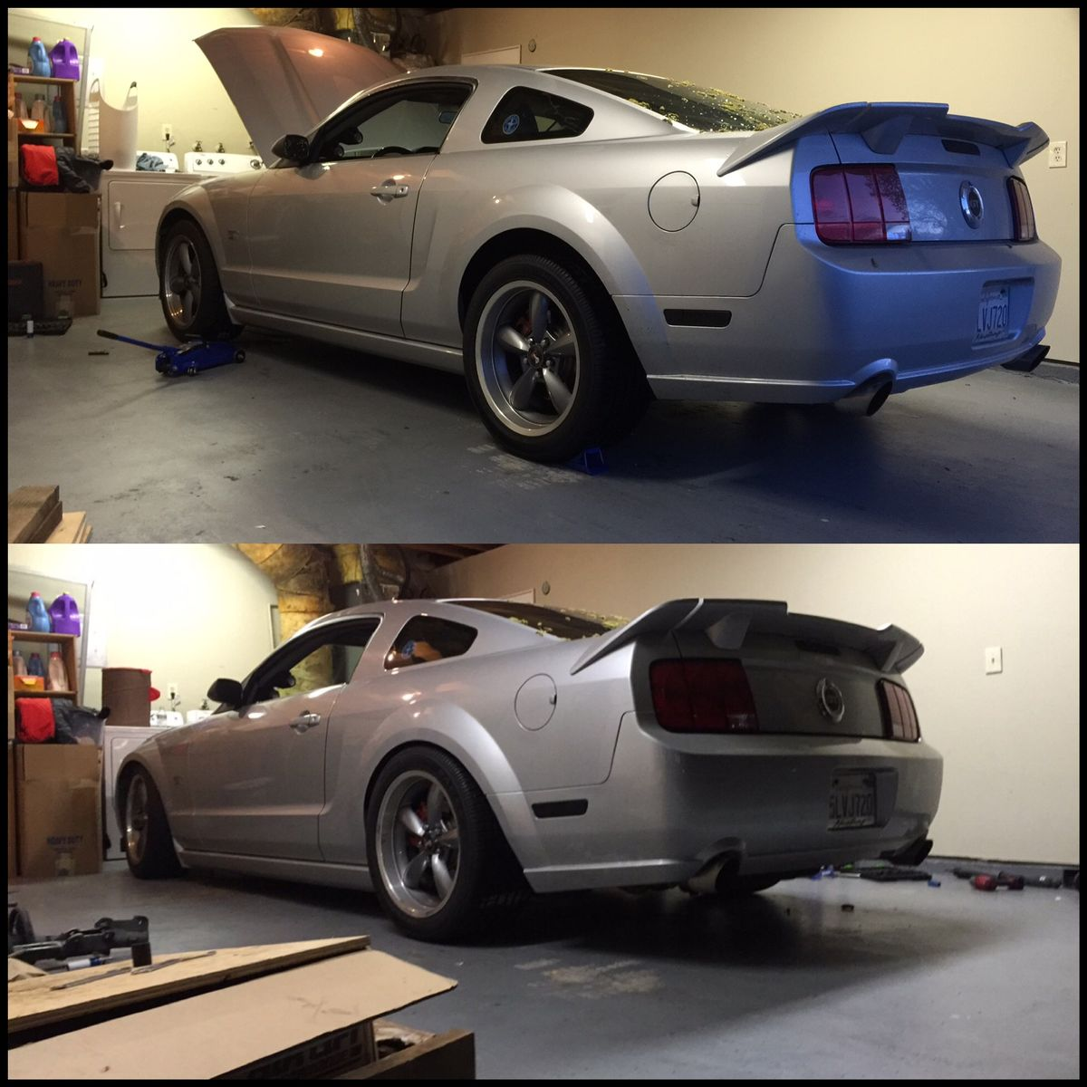 Centrifugal Supercharger Subaru: 2005 Ford Mustang GT
