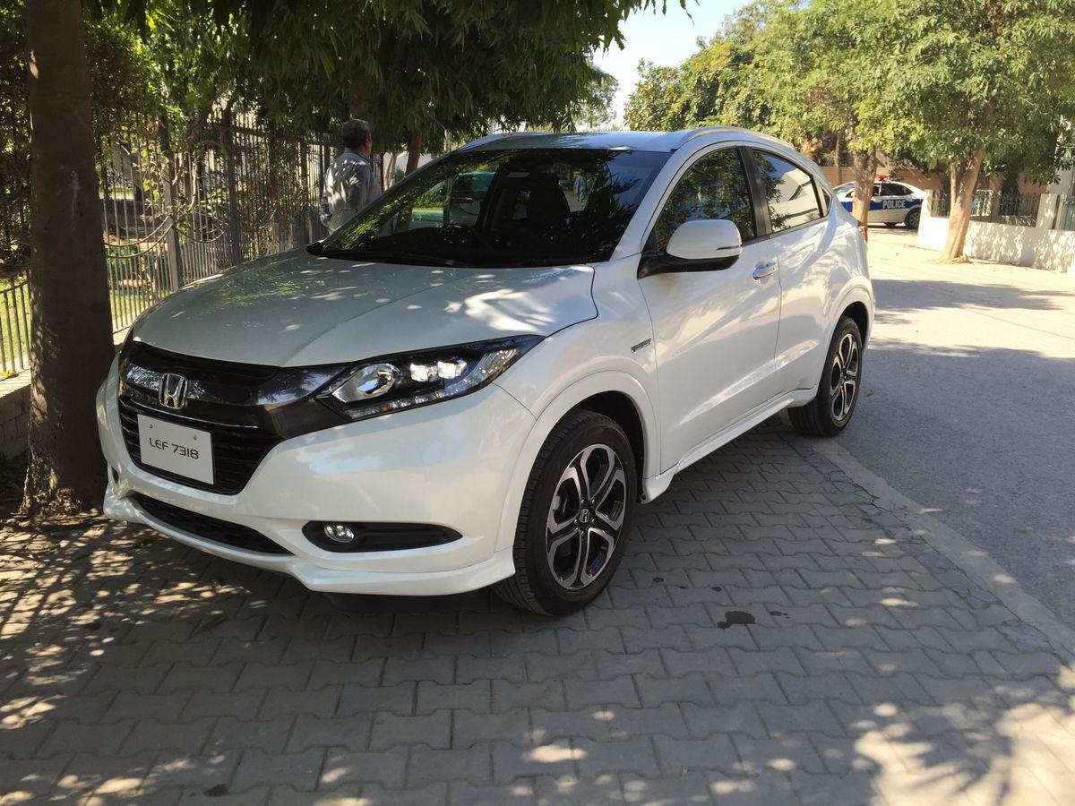 2015 Honda Vezel Hybrid (HR-V JDM)