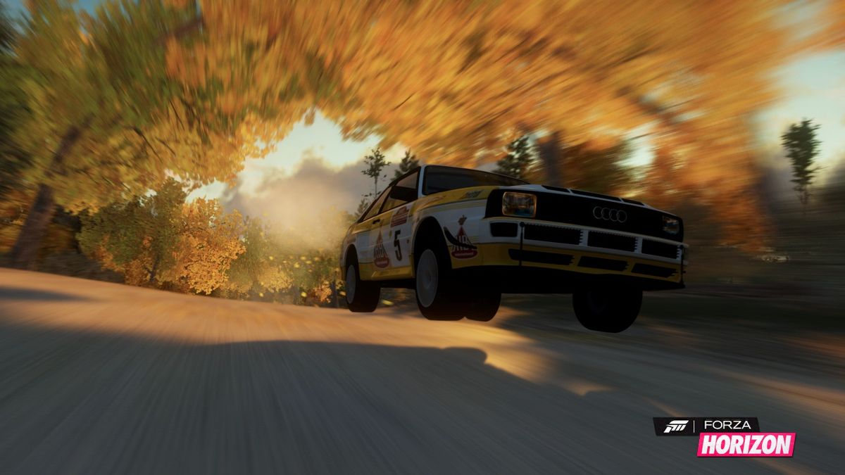 Horizon Rally Forzatography