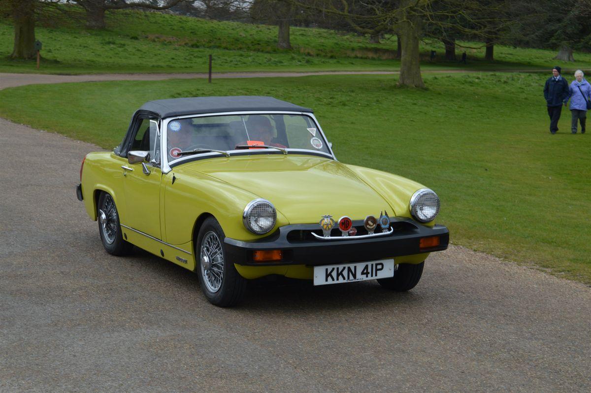 Norfolk Ct Car Show