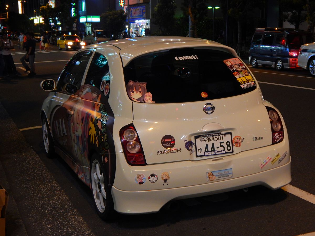 Your Guide to the Tokyo Car Scene #Blogpost