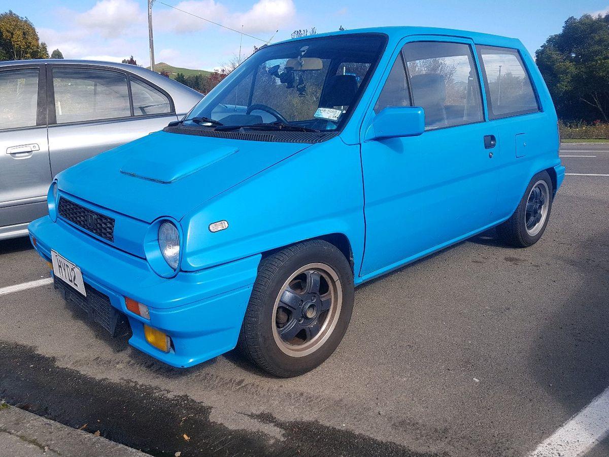1983 Honda City Turbo
