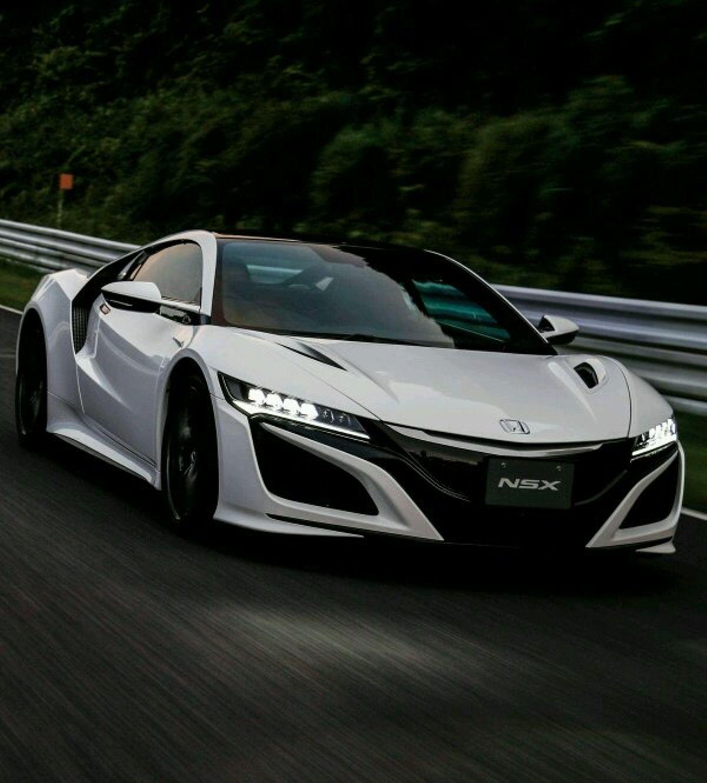 The Honda/Acura NSX Returns Yet Again... As A Hybrid. Very