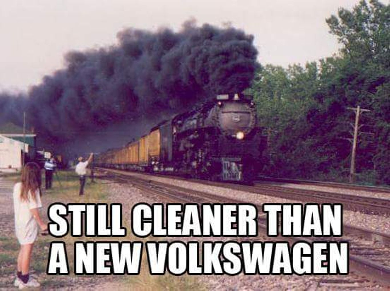 11 Hilarious Reactions To The VW Emissions Scandal - Funny