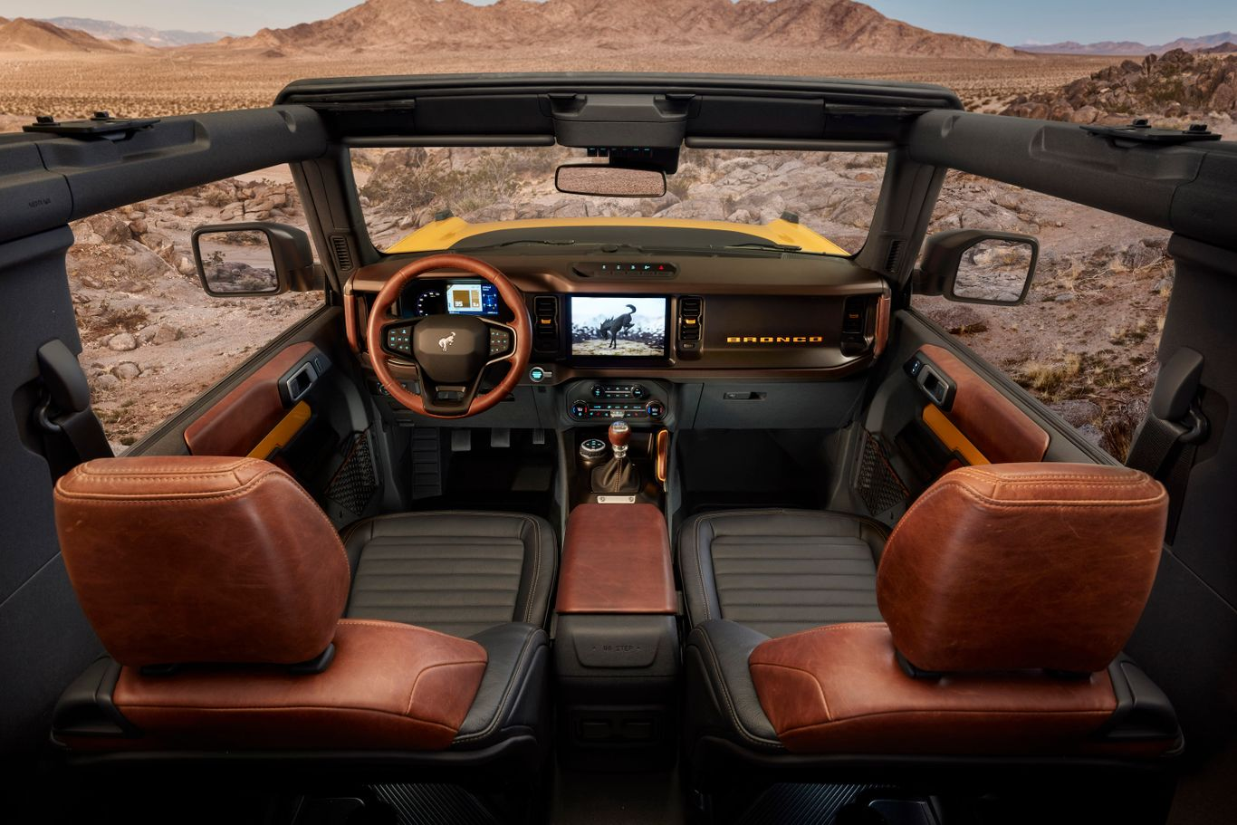 Ford - The 2021 Ford Bronco Is Finally Here To Have A Scrap With The Wrangler - News