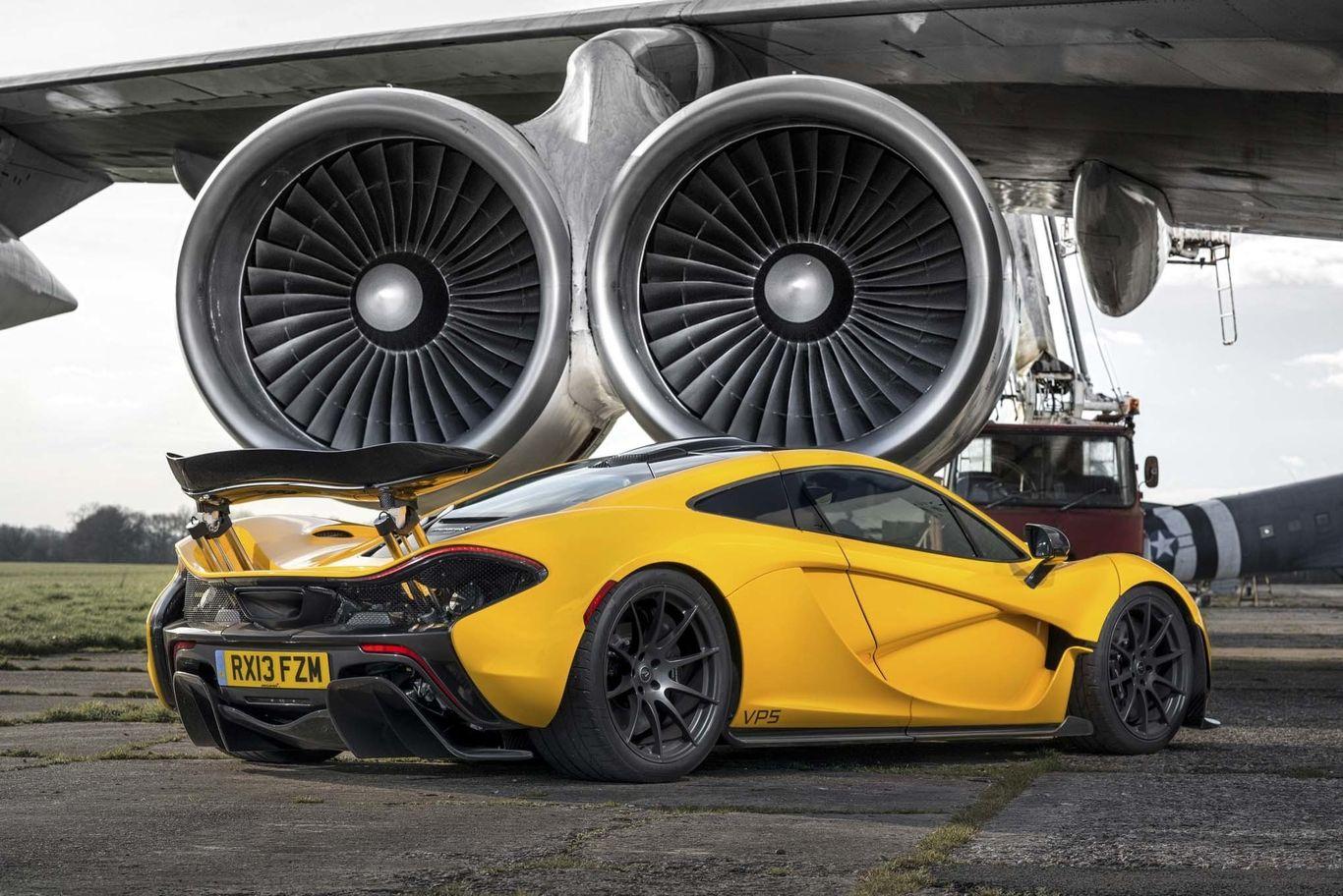 Mclaren - McLaren Could Build An All-Electric P1 Successor - News
