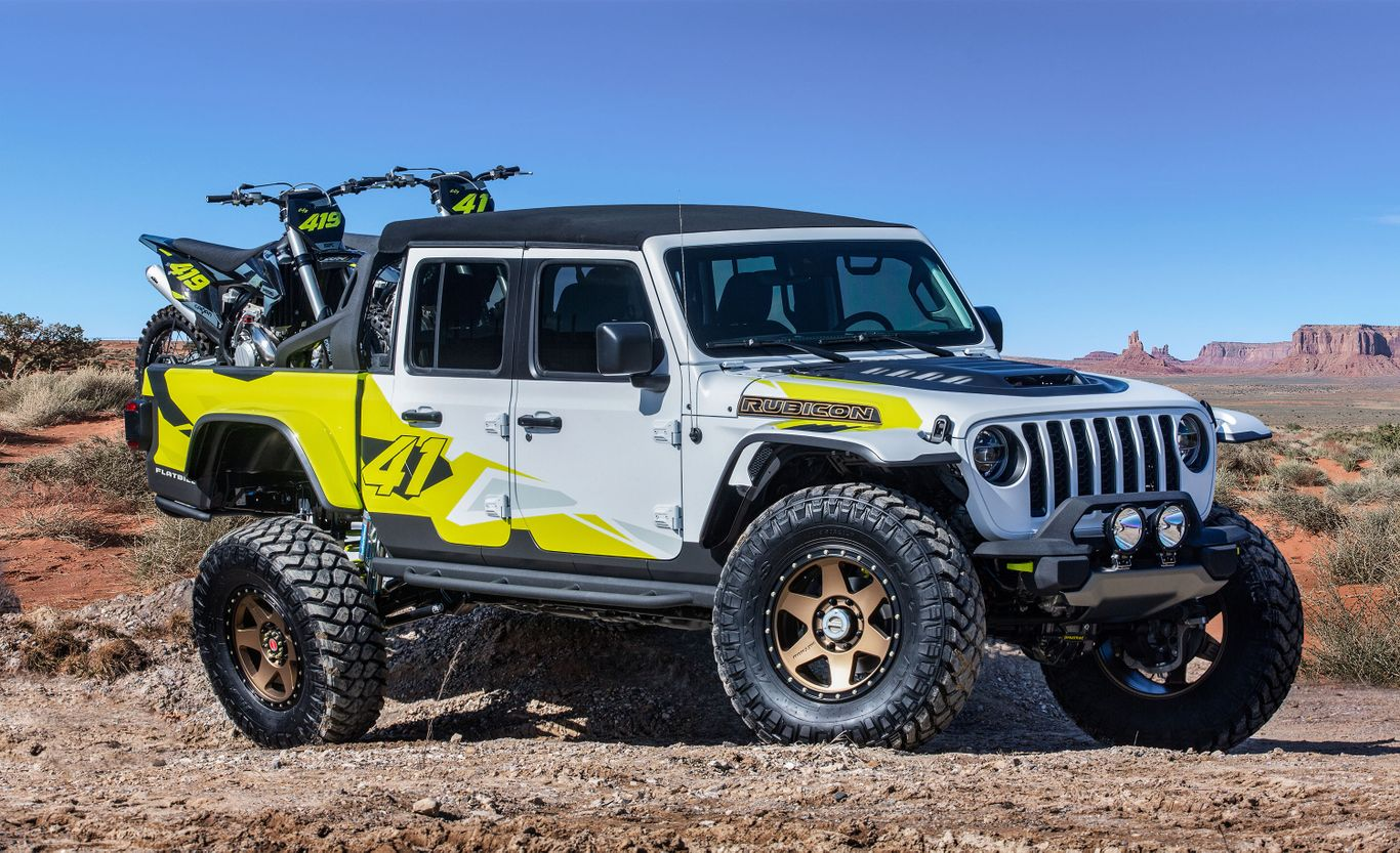 Jeep - Check Out These Six Awesome New Jeep Gladiator Concepts - News