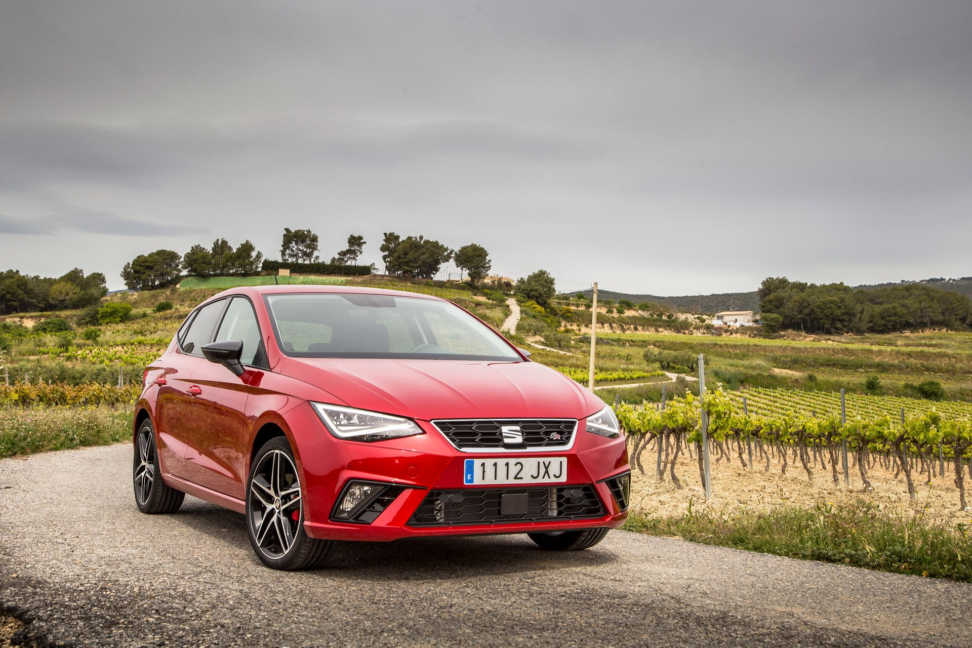 2018 seat ibiza fr review the supermini that 39 s sweeter with less power. Black Bedroom Furniture Sets. Home Design Ideas