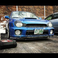 2002 subaru impreza wrx for Garage sena auto