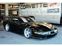 West Racing's Corvette C4: The Western Monster from the Far East