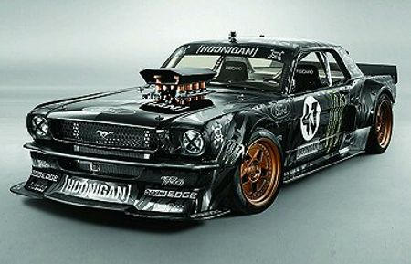 can i make a muscle a drift car can i make a muscle a drift car