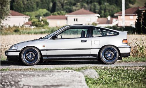 1991 Honda Crx Ed9