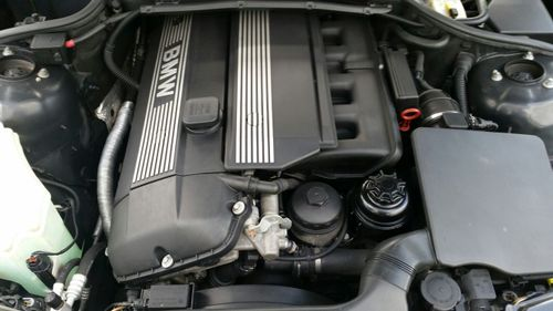 2000 Bmw 330i Engine