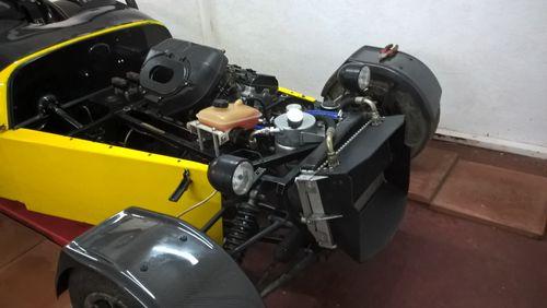 2004 Suzuki MK Indy Hayabusa engine