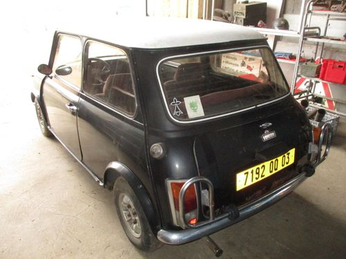 1980 Austin Mini 1100 Special