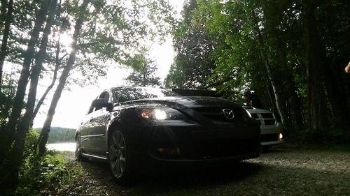 2008 Mazda Mazdaspeed 3