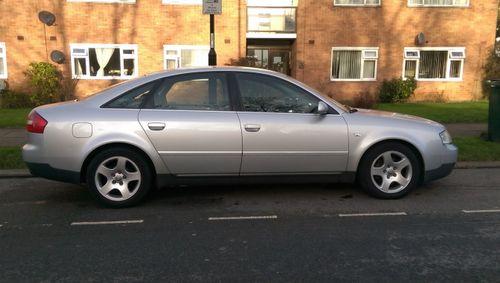 2002 Audi A6 1 8t