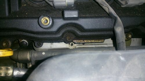Nissan Maxima 04 valve cover gasket/sparkplug seal