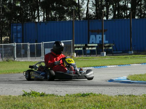 Every petrolhead needs to own a shifter kart  Period